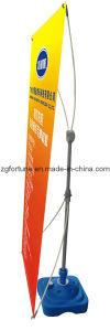 Y Shape X Banner Stand (aluminum pole) pictures & photos
