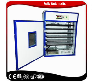 Best Price Small Automatic Incubator for Egg Hatching Machine pictures & photos