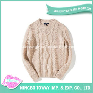 High Quality Fashion Weaving Ladies Sweater Women Knitwear pictures & photos