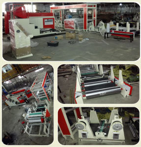 Aluminium Paper Lamination Machine pictures & photos