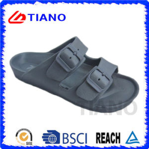 Simple Style Whole Black EVA Sandal for Men (TNK35654) pictures & photos