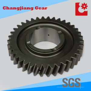 Special Transmission Bevel Sun Helical Crossed Gear pictures & photos