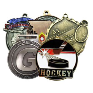 Souvenir Medals Custom Metal Award Medallions pictures & photos