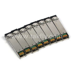 HP Compatible 10g SFP 850nm Optic Transceivers pictures & photos