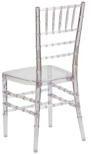 Crystal Resin Chiavari Wedding Chair (JY-J01) pictures & photos