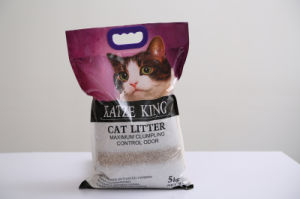 Katze King Bentonite Cat Litter - 5kg pictures & photos