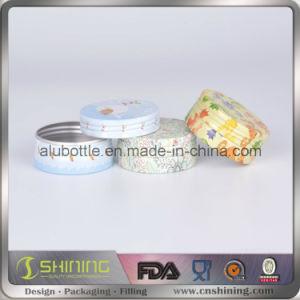 Aluminium Skin Care Cream Jar