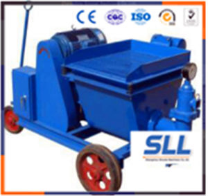 Wet Mortar Pump Spraying Machine Sg100 Long Distance pictures & photos