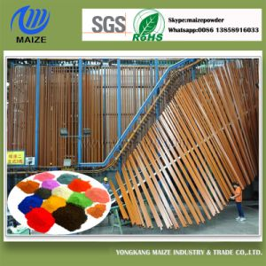 Ral Color Aluminum Frame Powder Coating pictures & photos
