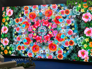 High Definition Indoor P1.56 Full Color LED Screen with New Design Cabinet 600*337.5mm pictures & photos