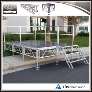 Portable Outdoor Concert Stage Aluminum for Sale pictures & photos