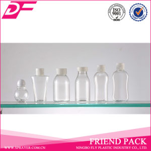 Plastic Pet Transparent Strange Shape Series Spray Bottle