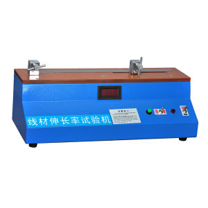 Bare Metal Wire Elongation Test Machine (LX-8803) pictures & photos