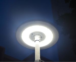 Smart Bluetooth APP 20W Integrated Solar LED Street Garden Light pictures & photos