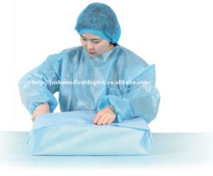 130cm*130cm Medical Sterilization Non Woven Fabric pictures & photos