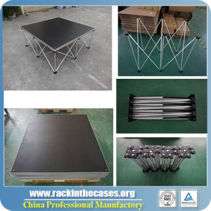 Smart Staging Stage Risers for Sale, Cheap Folding Portable Stage pictures & photos