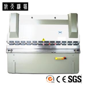 HANGLI CNC sheet metal material press brake press/steel bending machine/wc67 pictures & photos