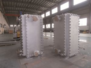 Block-Type Fully Welded Plate Heat Exchanger pictures & photos