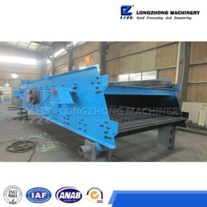 Double-Deck Screen Machine, Gravel Vibrating Sieve for Sale pictures & photos