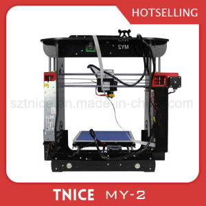 Desktop Fdm DIY 3D Printer From Factory pictures & photos