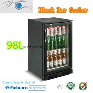 Mini Bar Display Fridge for Beer pictures & photos
