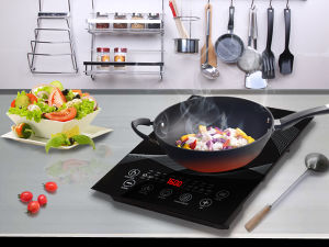 Electric Induction Cooker with Ss Ring (SM-A10) pictures & photos