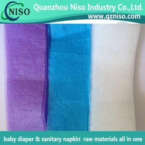 Nonwoven Fabric Adl Acquisition Layer for Diaper and Napkin pictures & photos