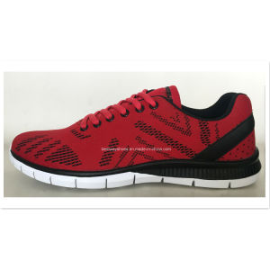 Running Shoes Flyknit Shoes High Quality Racing Shoes Breathable Shoes pictures & photos