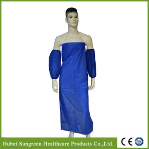 Waterproof PVC Apron for Kitchen or Food Industry Use pictures & photos