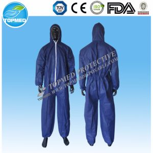 Microporous PE Film Coverall Type5/6 pictures & photos
