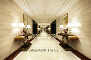 400X800mm Italy Porcelain Wood-Look Thin Wall&Floor Tile Xy48021