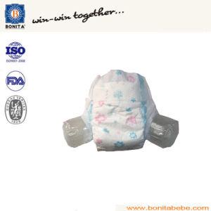 Elastic Waist Disposable Baby Diaper