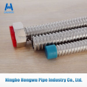Annular Corrugated ISO Certificate Metal Hose pictures & photos