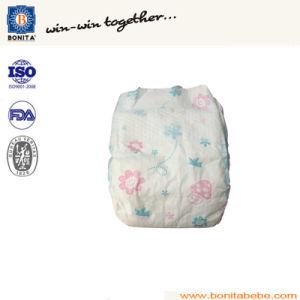 Elastic Waist Disposable Baby Diaper pictures & photos