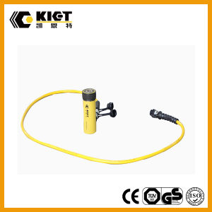 Rch-123 Single Acting Hollow Plunger Hydraulic Cylinder pictures & photos