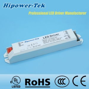 40W Output Constant Current Plastic Case LED Dimming Driver with Pfc pictures & photos