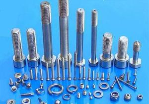 Hex Screw / Full Threaded Hex Bolt Head Bolt Ss 304 pictures & photos
