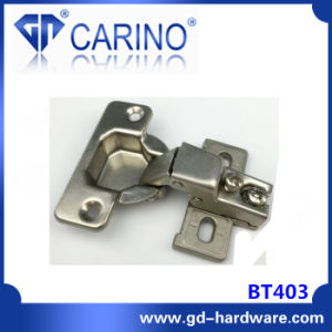 High Quality Durable Concealed Cabinet Door Hinge (BT51) pictures & photos