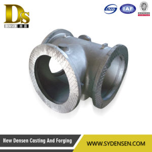 OEM China Manufacture Cast Iron Parts pictures & photos