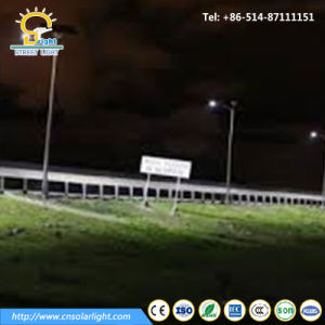 Manufacturer Price 10m 80W Solar LED Light in Street pictures & photos