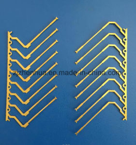 Brass Stamping Part with Customer Drawing (Factory) pictures & photos