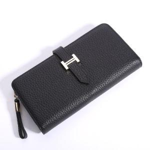Mk Travel Wallet Wristlet Bag Desinger Genuine Leather Ladies Wallet pictures & photos