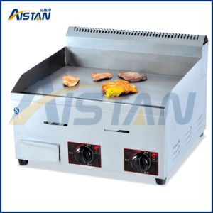 Gh718 Factory Hot Sale Tabletop Flat Plate Gas Grill Griddle pictures & photos