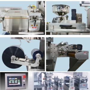 Aluminum Aluminium Blister Packaging Machine pictures & photos