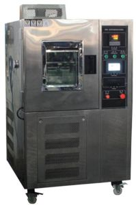 Leather Tensile Environmental Test Chamber Flexing Lab Universal Testing Equipment pictures & photos