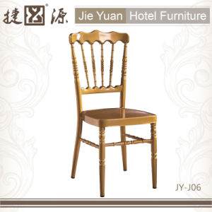 Best-Sell Metal Napoleon Chair for Wedding Banquet (JY-J06) pictures & photos