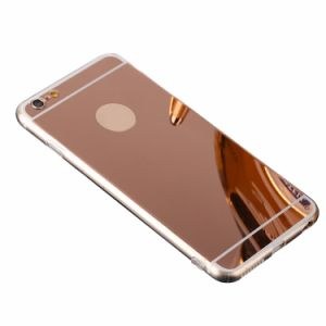 TPU Electroplating Mirro Cell Phone Case for iPhone 7 pictures & photos
