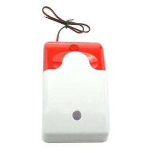 High Quality Mini Siren Alarm Horn for Security System (SFL-103) pictures & photos