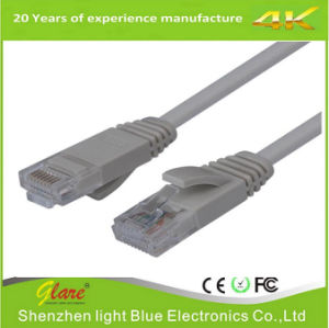 CAT6 Solid UTP Cable 24AWG RJ45 Wire pictures & photos