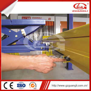 China Professional Maufacturer High Quality Ce Approved Four Post Car Lift for Sale pictures & photos
